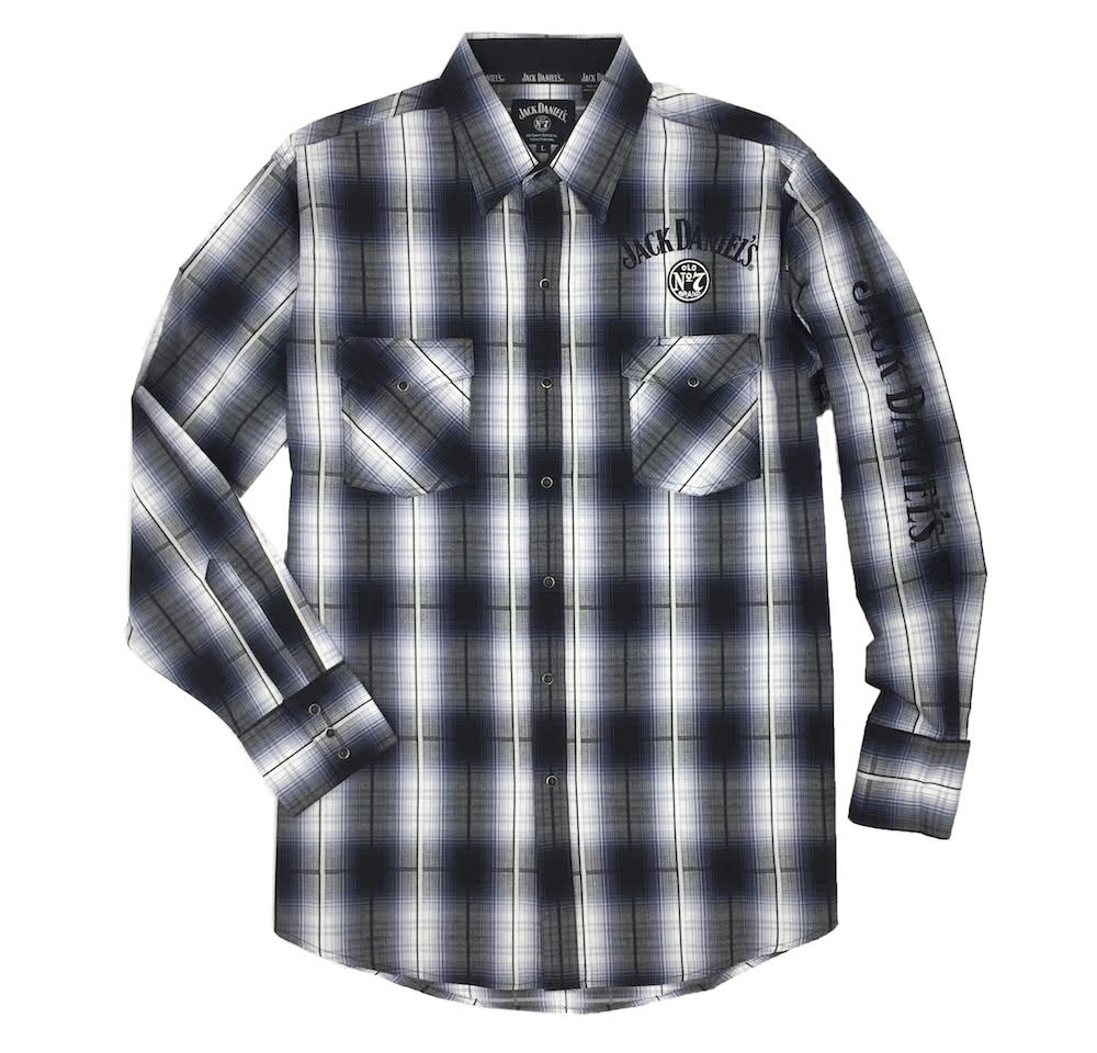 Jack Daniels Western Shirt 52